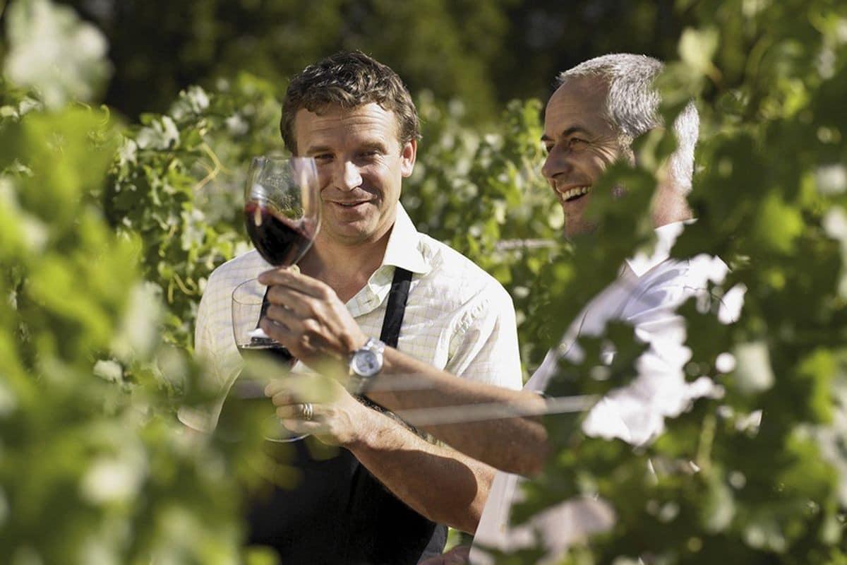 Ces vignerons ont du caractère dans le Vacqueyras