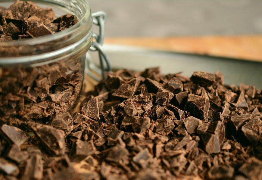 Du chocolat de professionnel, directement à la maison